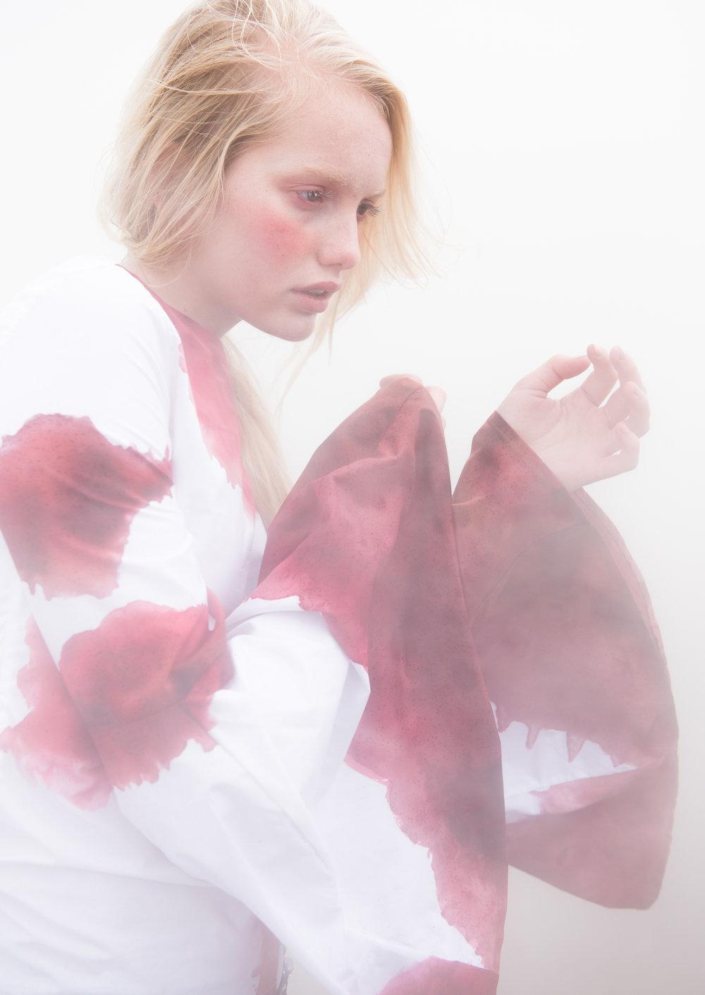 -Iceland Mastered. Photograph ©Genevieve Stevenson. Hair by Hilda Flores. Makeup by Kamila Kim. Nails Hillary Fry. Model Sigrun Hrefna. Bjorg-1-8.jpg