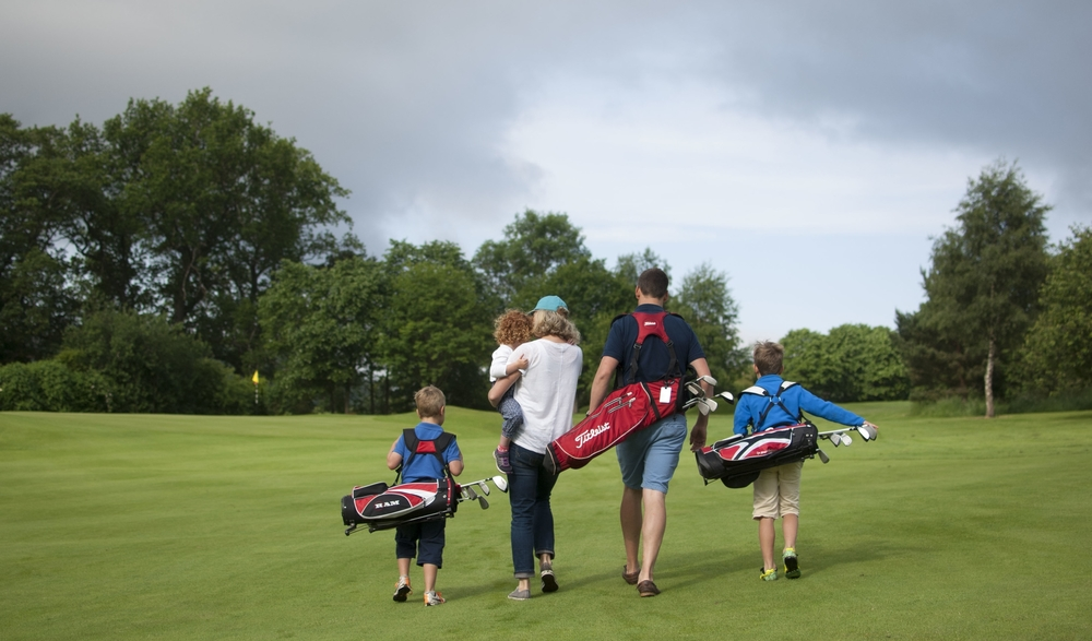 Peebles is a family-friendly club with a solid membership base