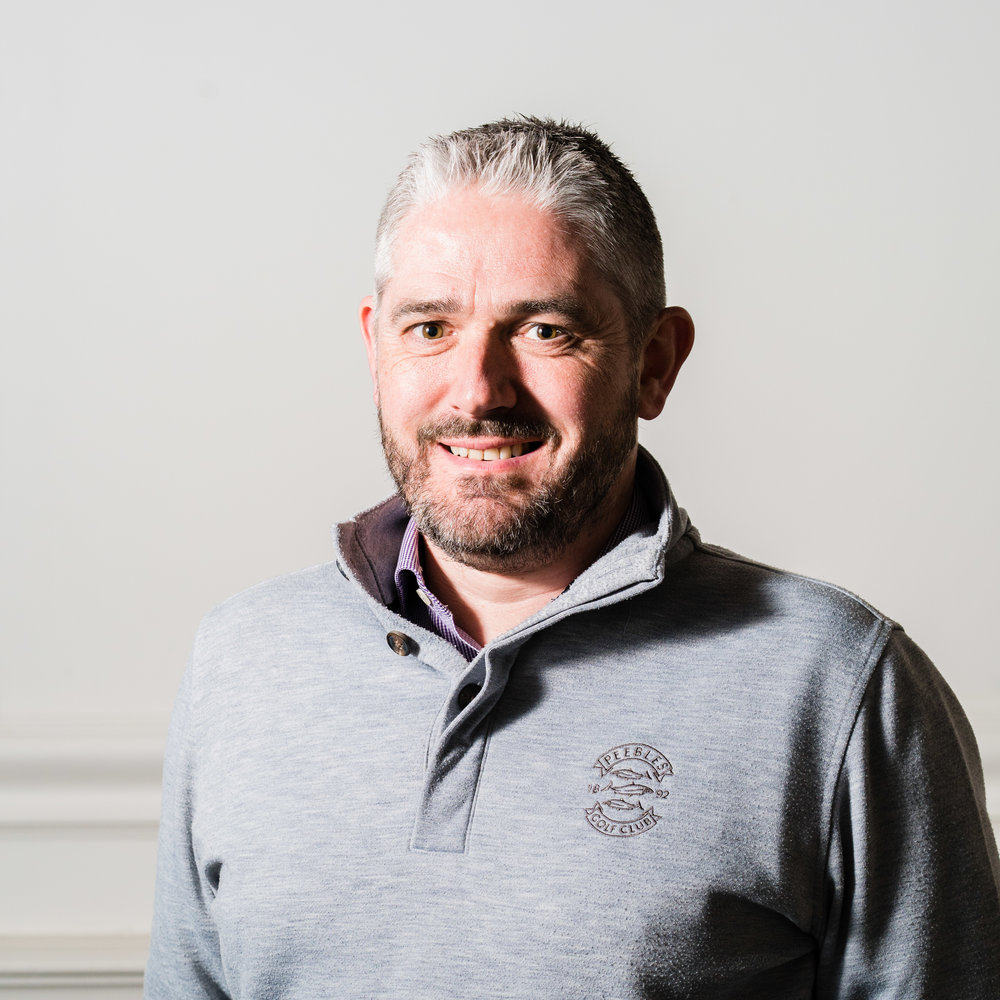 Vice-Captain: Gavin Carruthers*  GAVIN IN NOW IN HIS SECOND SPELL ON THE COMMITTEE AND IS A FORMER CLUB CHAMPION. HE WAS JUNIOR CONVENOR FOR 3 YEARS WHERE HE HELPED THE CLUB WIN THE SCOTTISH JUNIOR CLUB OF THE YEAR AWARD AND REMAINS ONE OF THE CLUBGOLF VOLUNTEERS COACHES. HE BECAME VICE-CAPTAIN IN FEBRUARY 2018.