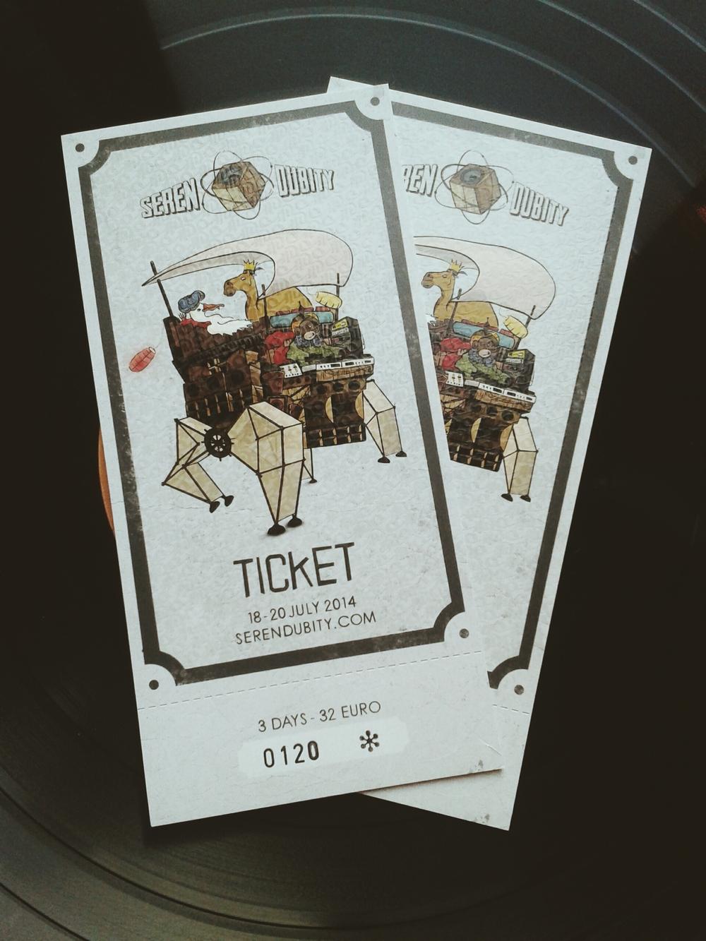Serendubity Tickets