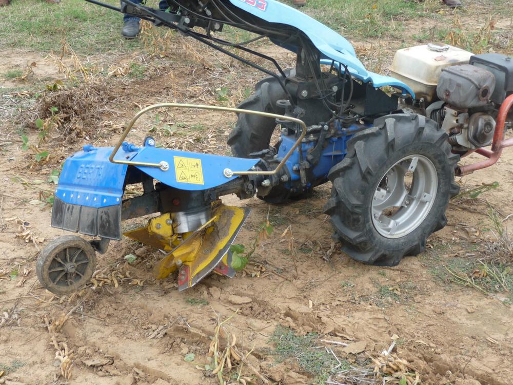 Bcs Garden Tractors : Bcs tractor info — cedar farm tractors w tiller