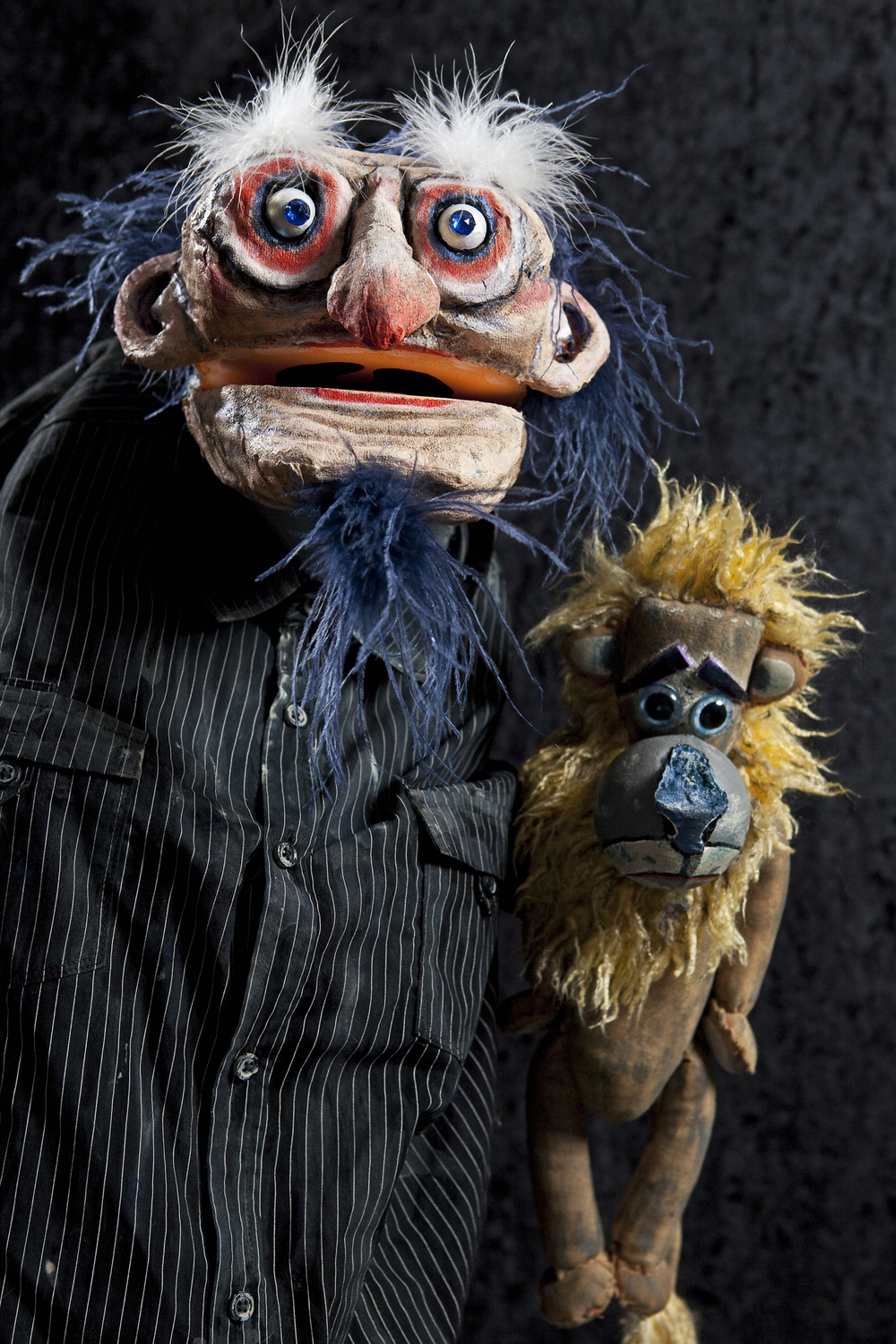 Foto: Stuffed Puppet Theatre