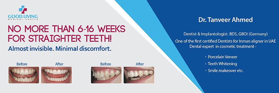 top modern dental clinic Dubai