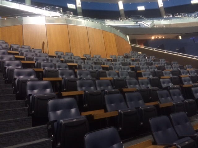 VIP sport arena seating