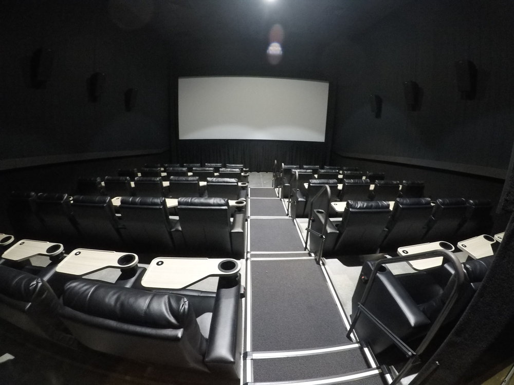 Skylight Cinema. Bentonville, AR