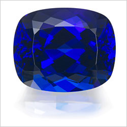 Tanzanite, considered to be 1000 times rare than diamonds!