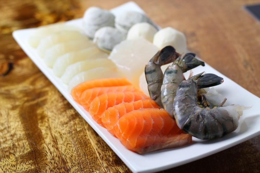 Seafood Shabu