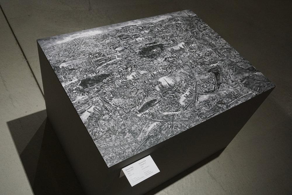西野壯平「Diorama Map」