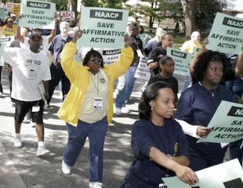 Affirmative Action March