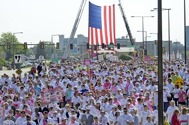 Race For The Cure Minnesota