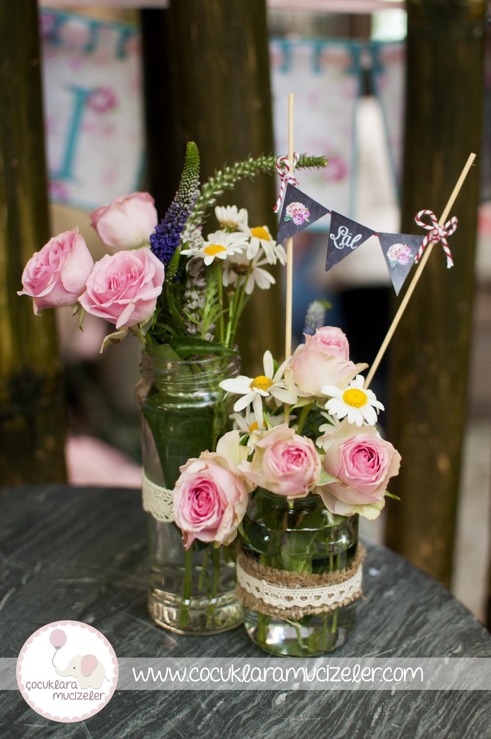 Çiçek Flama