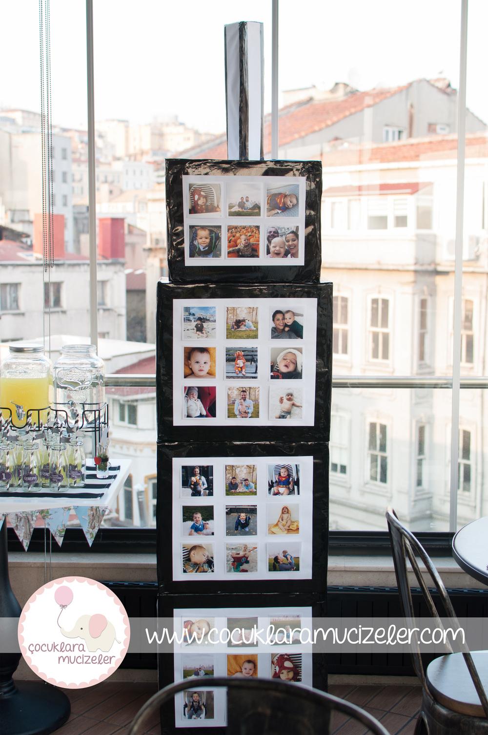 Fotoğraflı Kule