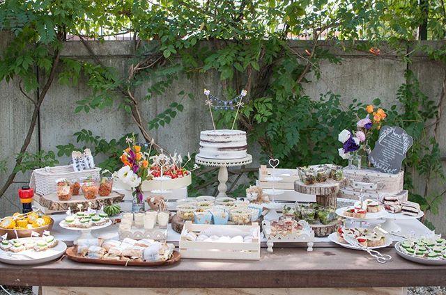 🌿🌸 #cocuklaramucizeler #ikrammasası #piknik #firstbirthday #doğumgünü #yaseminvekaan1yasında 📷👉🏻 @anthonyandgloria