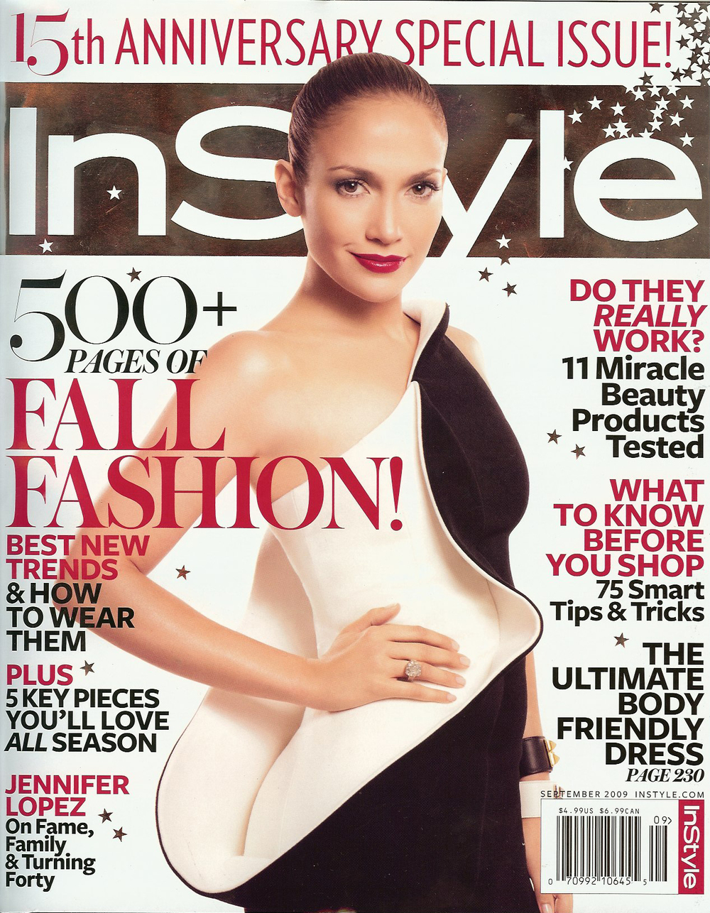 InStyle, September 2009