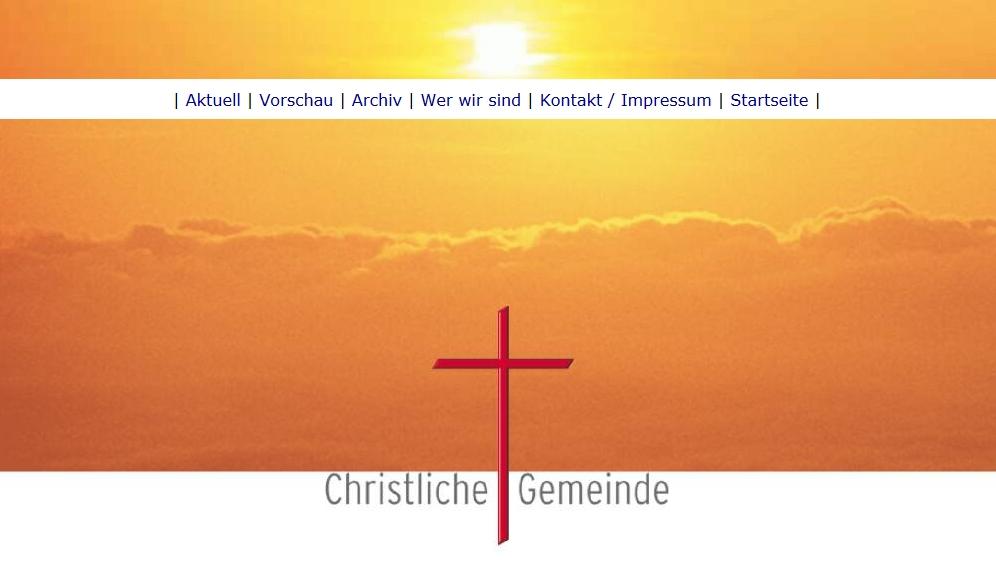 Christliche Gemeinde Freilassing
