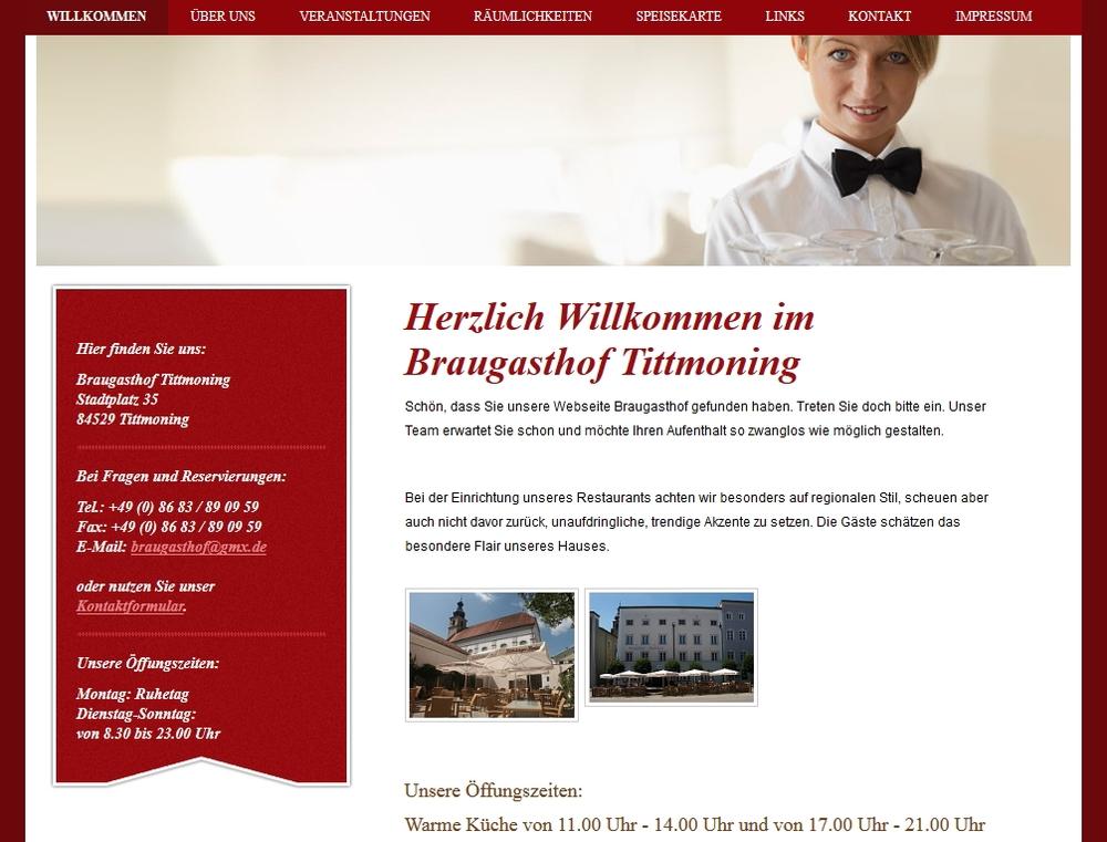 Braugasthof Tittmoning