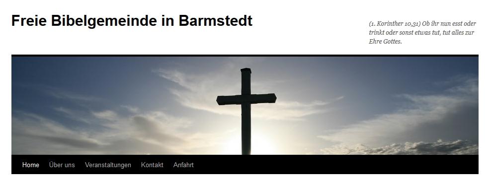 Freie Bibelgemeinde Barmstedt