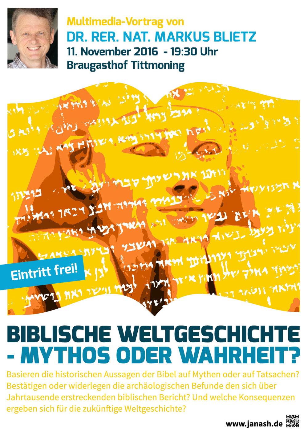 Biblische Weltgeschichte