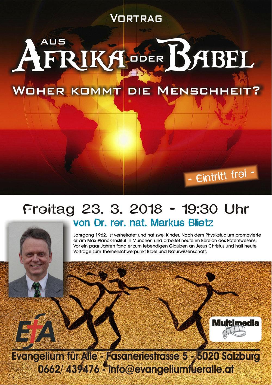 Aus Afrika oder Babel?