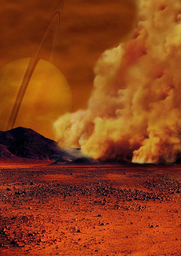 Saturnmond Titan