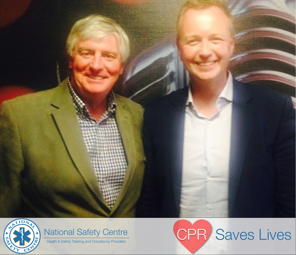Michael Lyster CPR