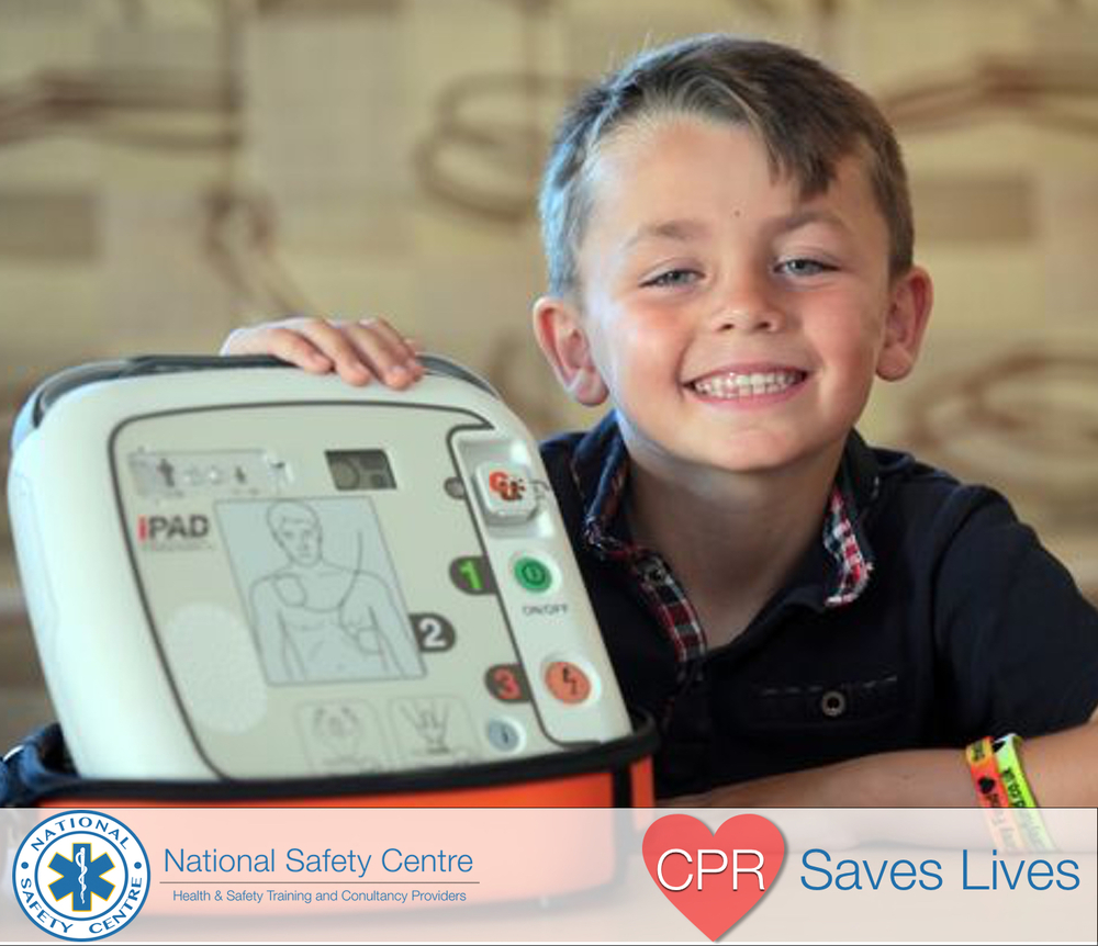 CPR Saves Lives - Cole Taylor