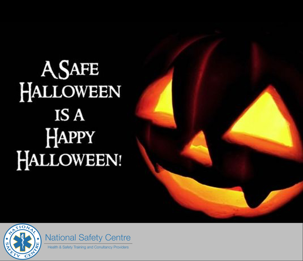 Halloween - Stay Safe Tips