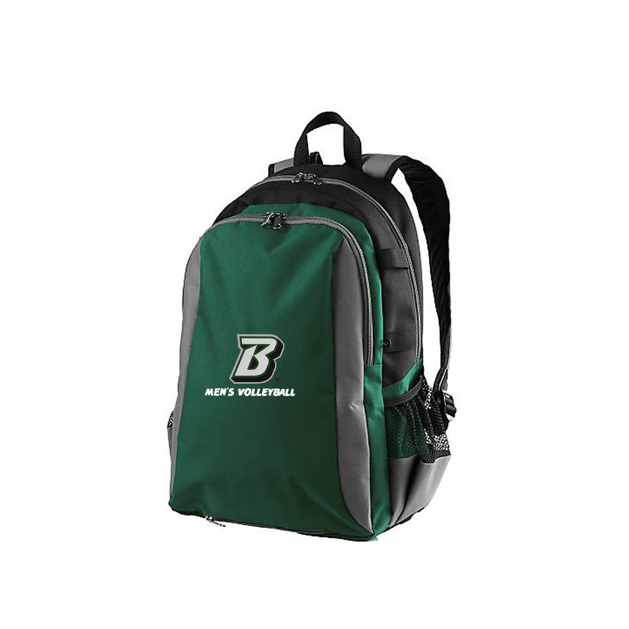 BU Men s Club Volleyball Backpack — Embroidery   Screen Printing Network 4d553b91caa02