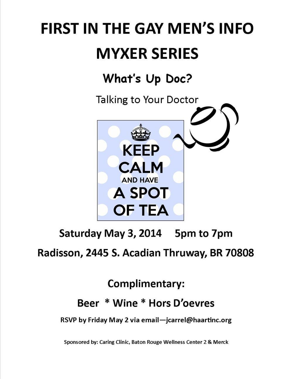 Myxer Series 1
