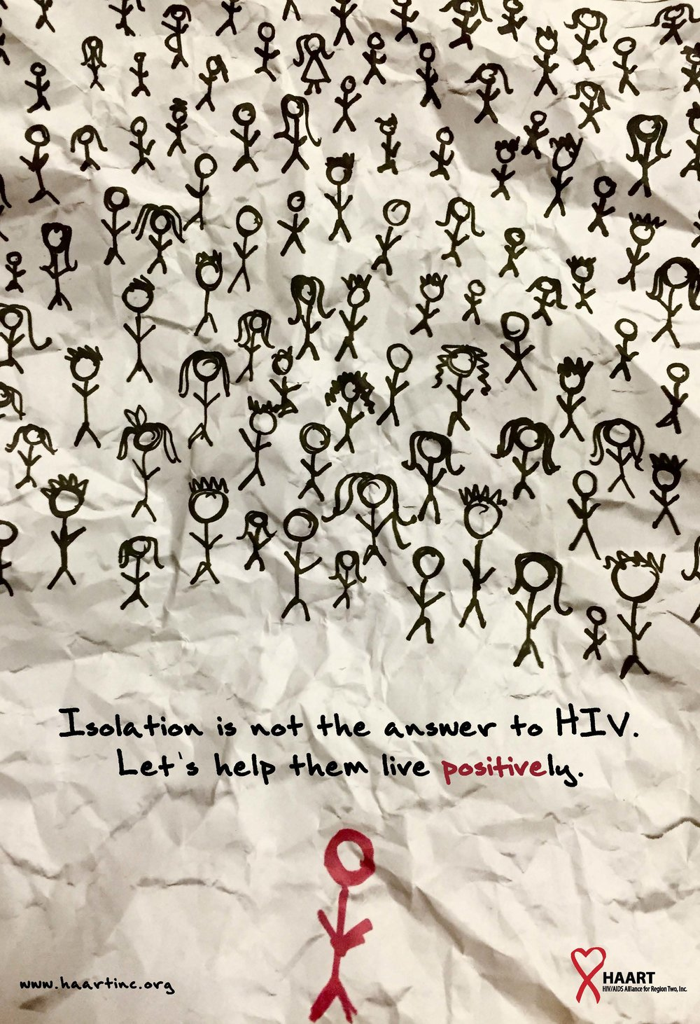 short essay about hiv