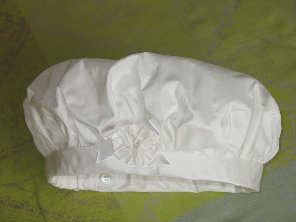 bonnet en soie pour bébé