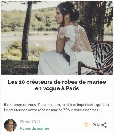 Agnès Szabelewski fait partie des 10 créateurs parisien en Vogue ! Cliquez sur la photo pour lire l'article !