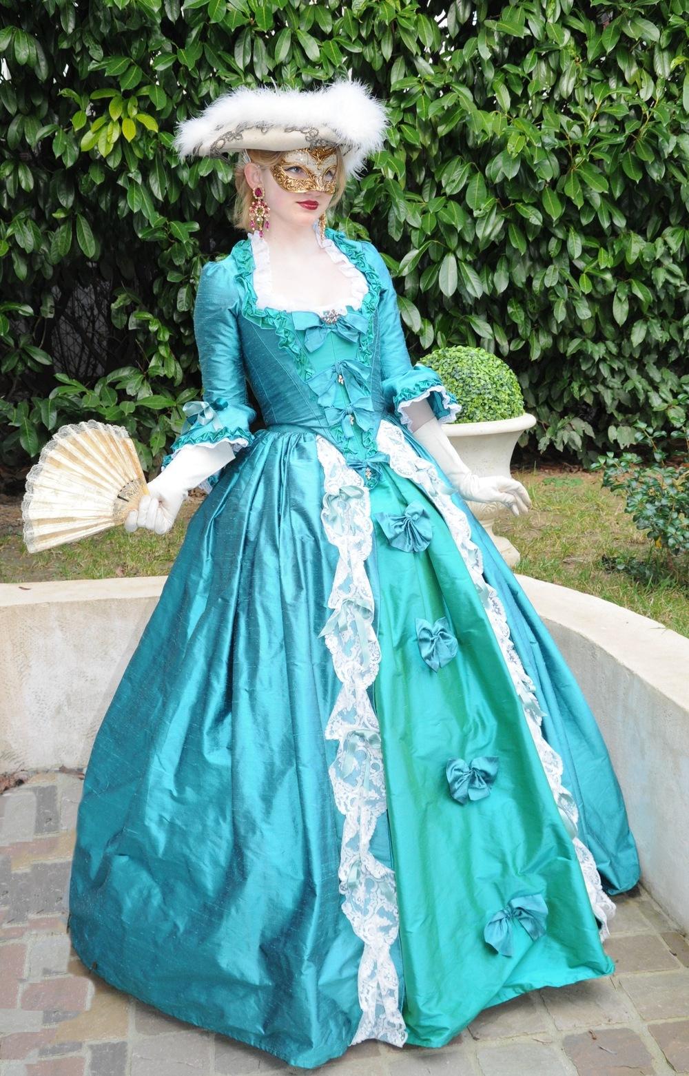 Robe De Mariee Style Louis Xiv