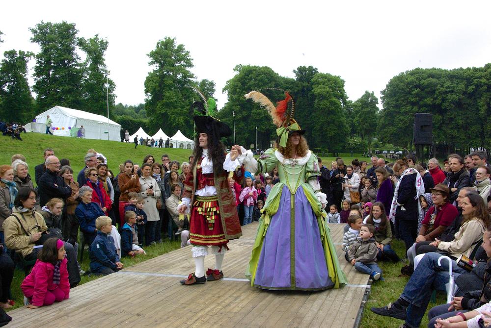 Costumes Louis XIV homme et femme