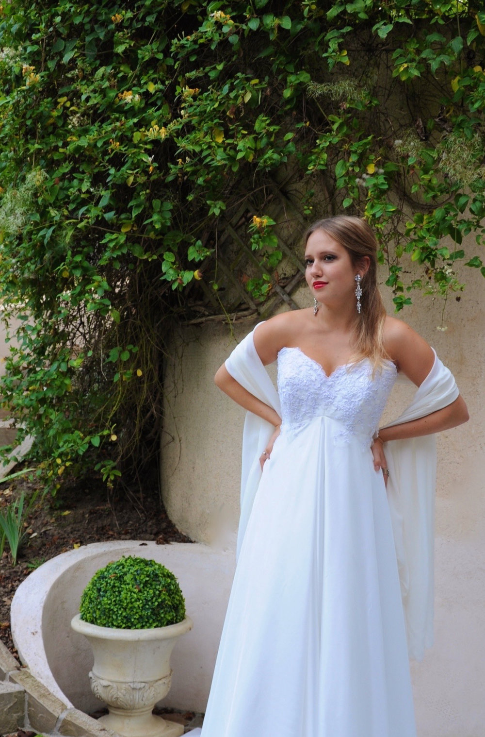 Robe de mariée Premier Baiser fluide - Agnès Szabelewski.jpg