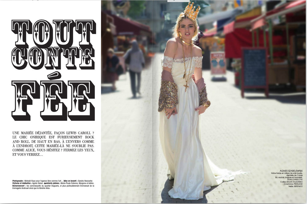 Robe de mariée Tout Conte Fée Agnes Szabelewski.JPG