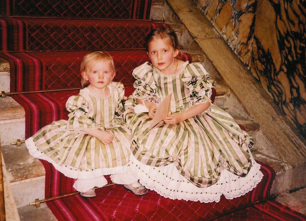 Robes petites filles modèles