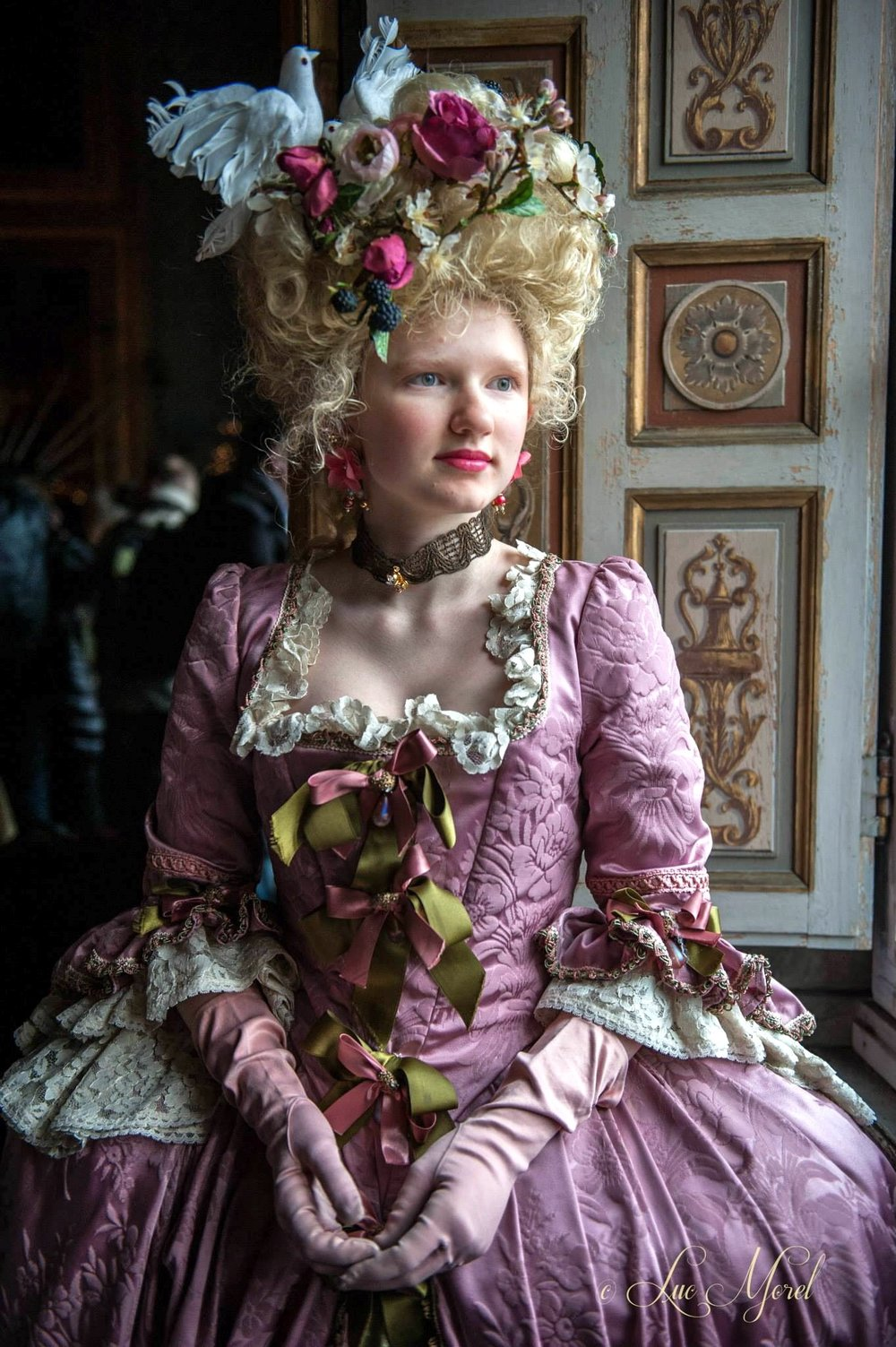 Robe Marie Antoinette creation Agnes Szabelewski photo Luc Morel.jpg