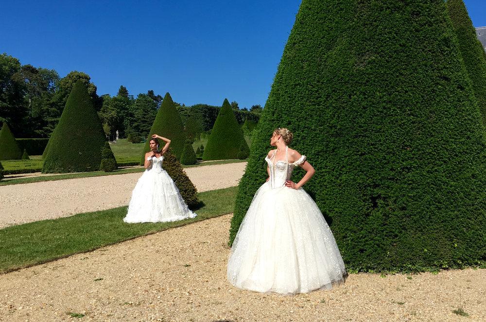 Wedding gown princess style Agnès Szabelewski.jpg