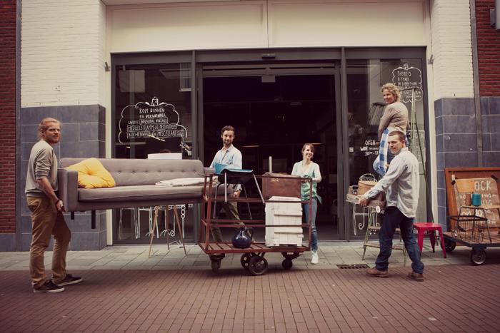 Vintage Meubels Eindhoven : Winkels u best of the past industrial vintage