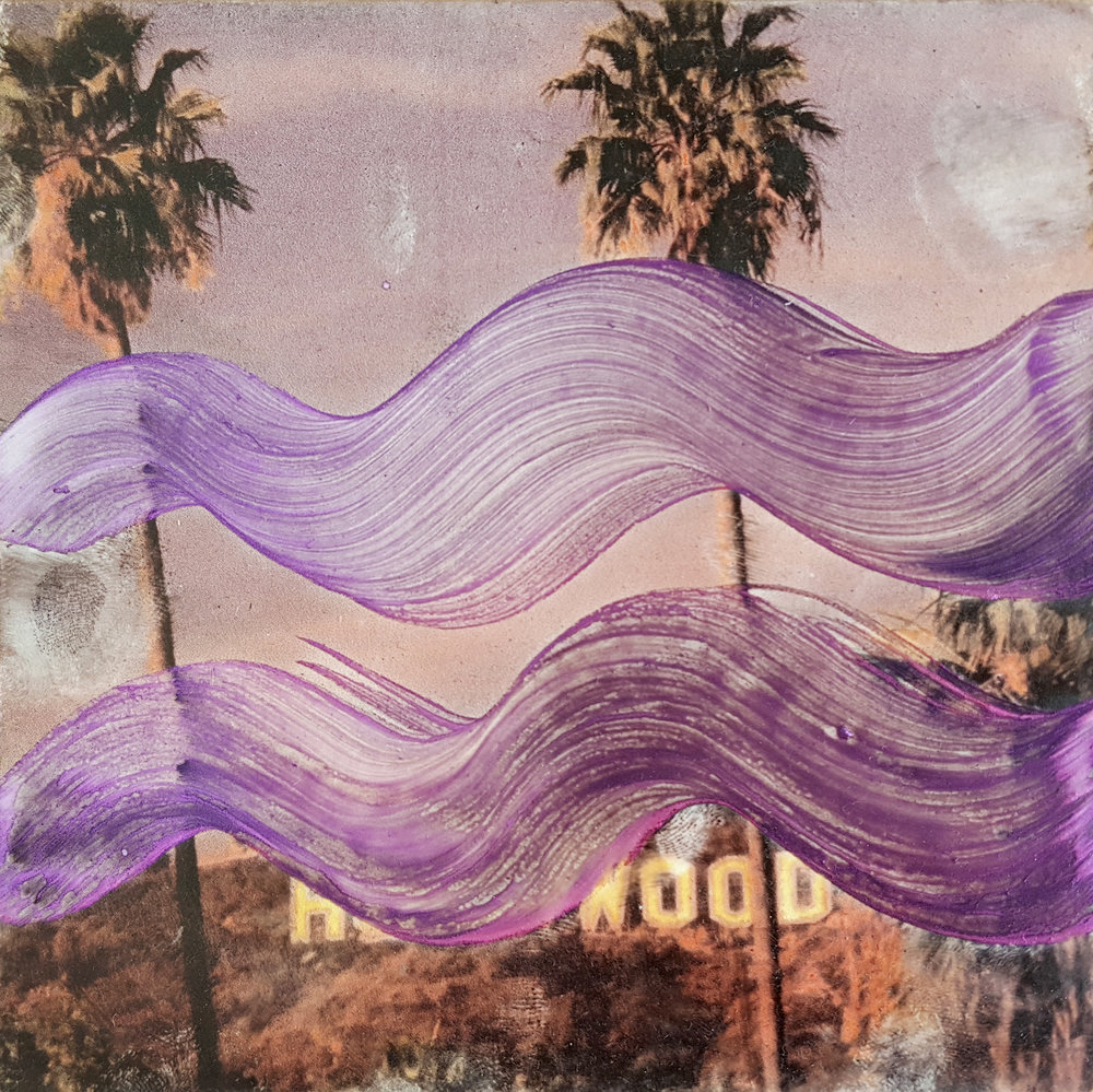JF_Hollywood with Interference_2018_acrylic interference and inkjet print collage on panel_5x5inches.jpg
