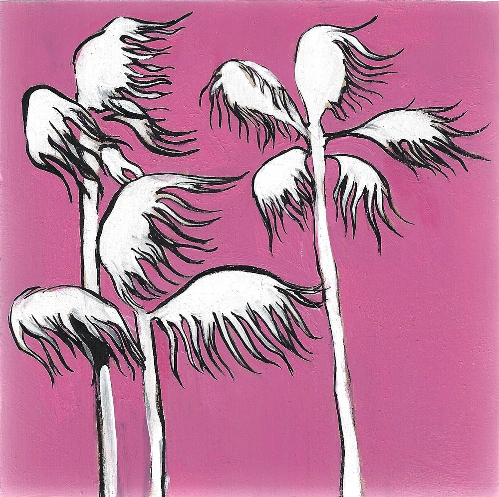 3 white palms w black outline on pink bg.jpeg
