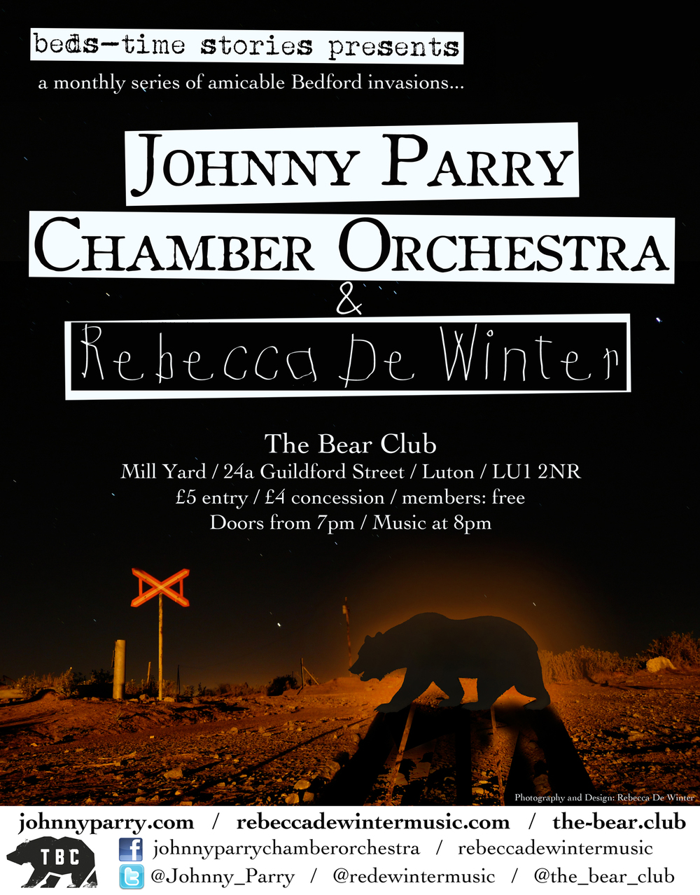 15 03 14 The Bear Club Poster A5.jpg