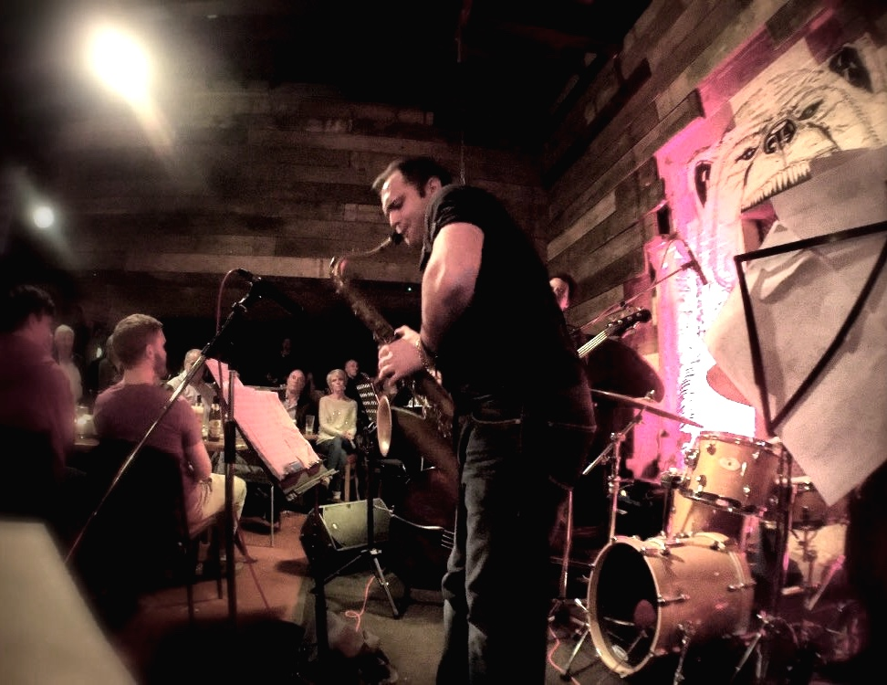 JAZZ JAM - OPEN JAZZ SESSION2PM - 5.30PM£4 / £3 (BK)FIRST COME FIRST SERVED