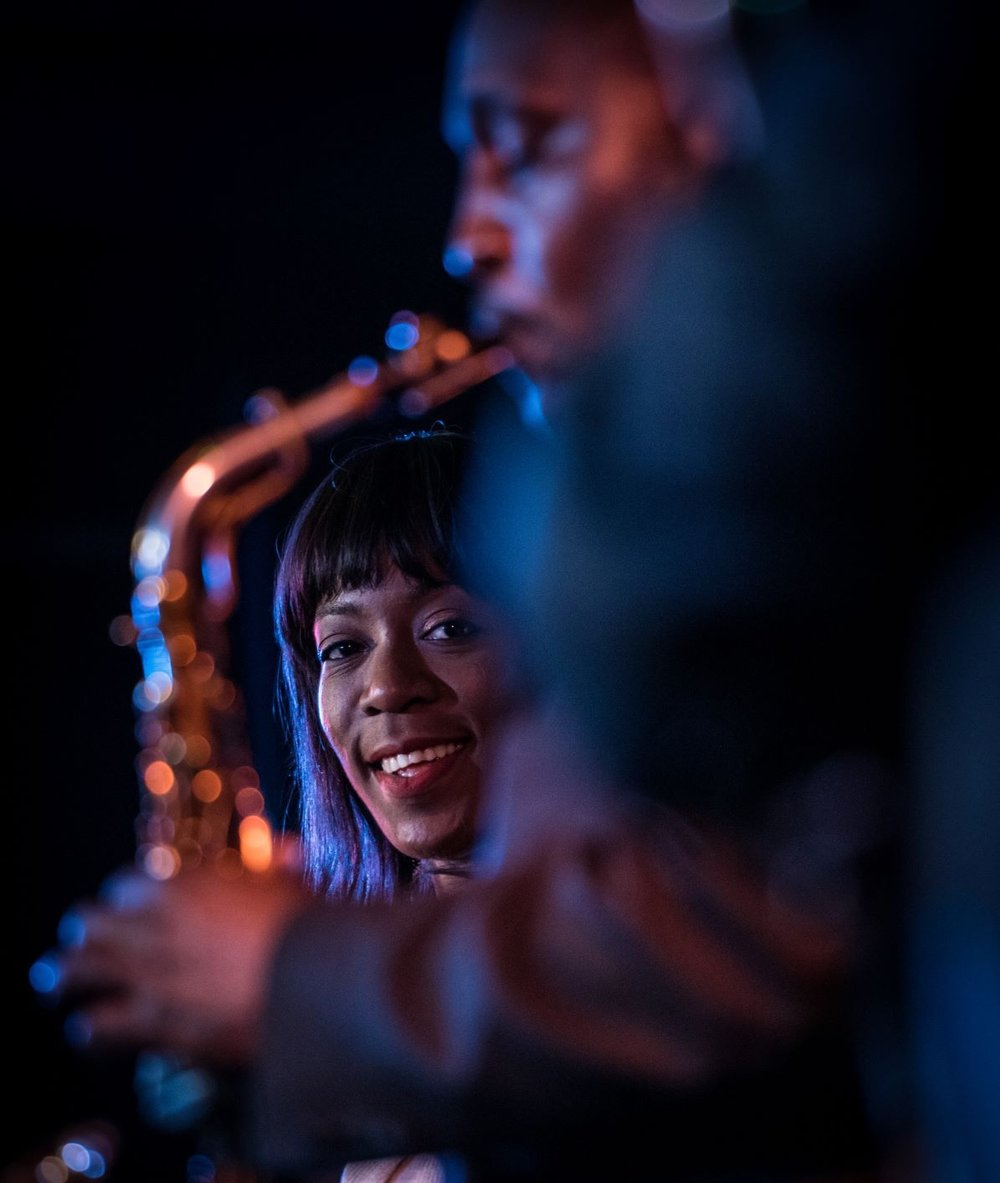 """A PORTRAIT OF CANNONBALL - JAZZDOOR 7PM / MUSIC 8.30PM£10 / £9 / £0 (BK)EMAIL TO RESERVE""""Kofi's improvising has an arrestingly raw power""""The Guardian"""
