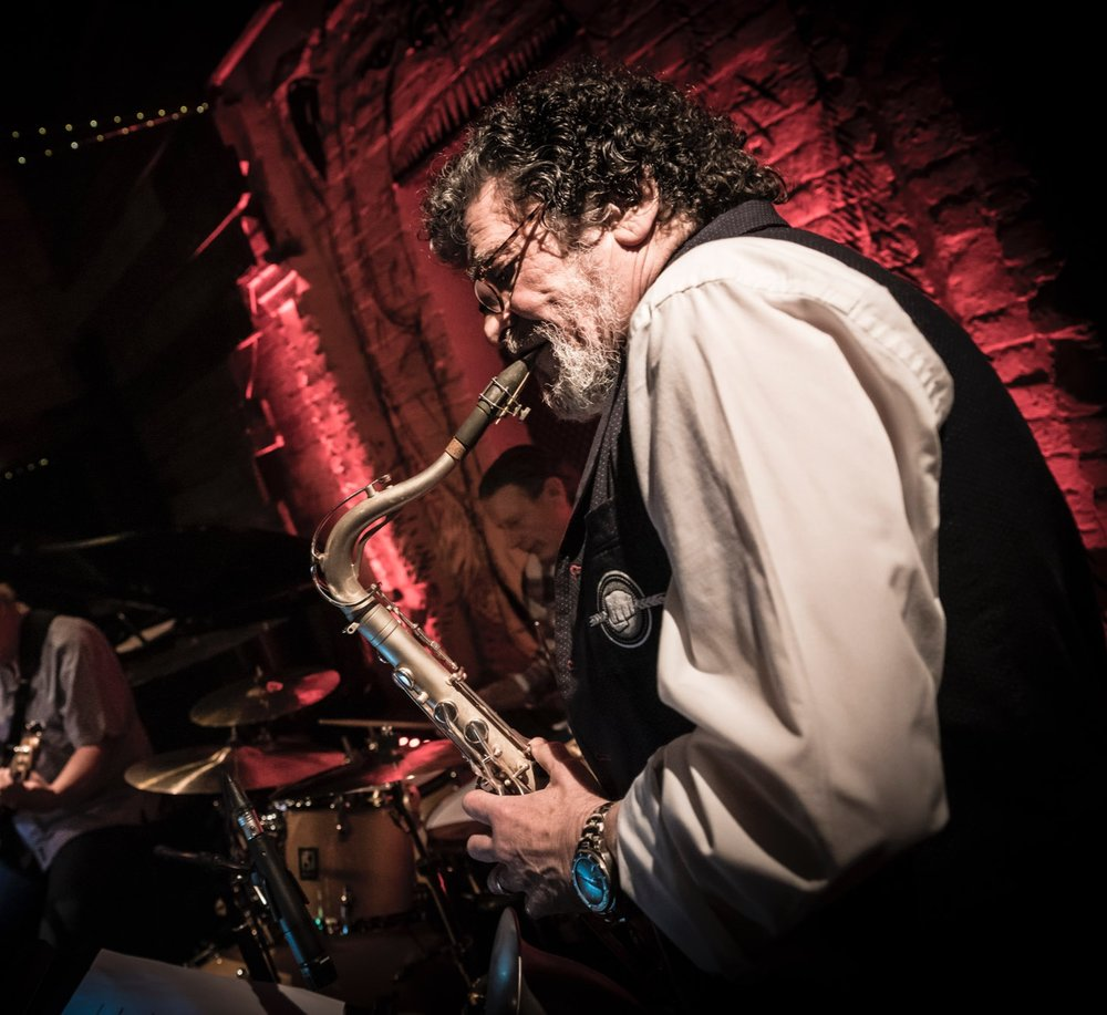 PAUL JOLLY QUARTET - JAZZDOOR 7PM / MUSIC 8.30PM£10 / £9 / £0 (BK)EMAIL TO RESERVE