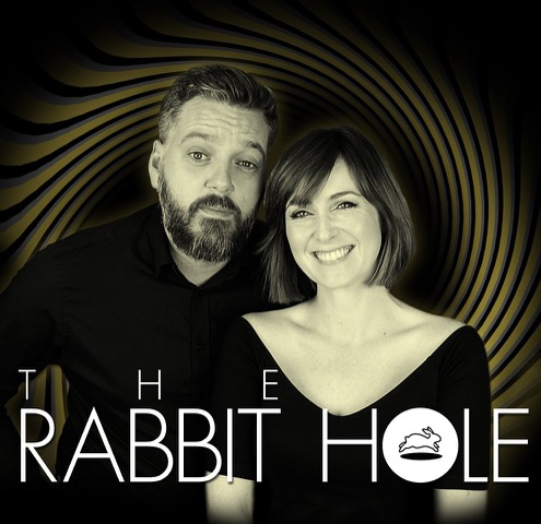 THE RABBIT HOLE:Iain Lee and Katherine Boyle - COMEDYDOORS 7PMLAST FEW TICKETS HERE