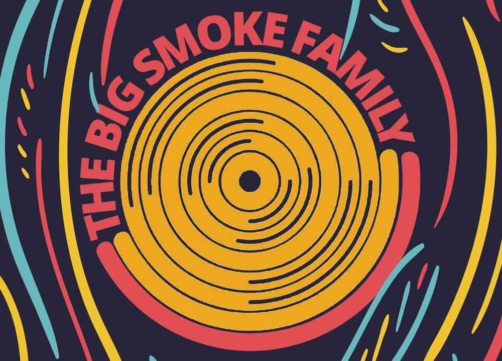 THE BIG SMOKE FAMILY - NEW ORLEANS VOODOO FUNKDOOR 7PM / MUSIC 8.30PM£10 / £9 / £0 (BK)EMAIL TO RESERVE