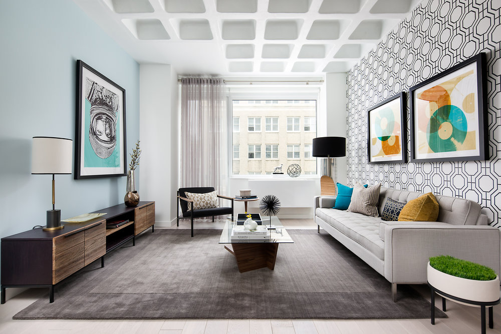 Living Room Is Long Island City