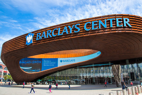 Barclay's Center Area -